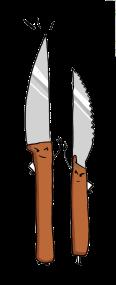 Malou Zuidema - Global Gastronauts - Knifes
