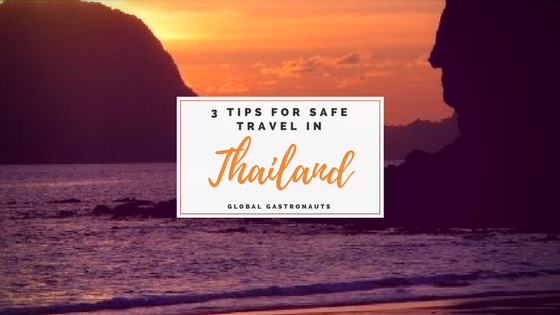 Don't Do's in Thailand. A Tale of Weird Travel Stories.