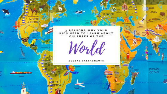 Why Kids Need to Learn about the World